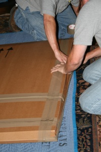 Packing the Painting