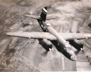 World War II Photo from Scrapbook