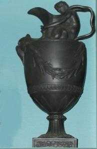 black-jasperware