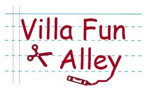 fun alley logo