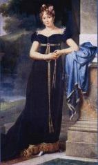 Marie Walewska (public domain image)