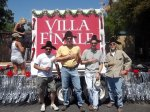 Villa Finale King William Parade float with staff and volunteers, April 2011.